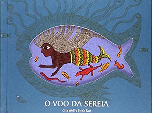 Livro O voo da sereia