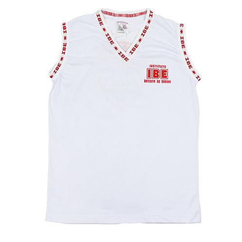 Camisa Sem Manga Ed. Infantil e Fund I - Colégio IBE