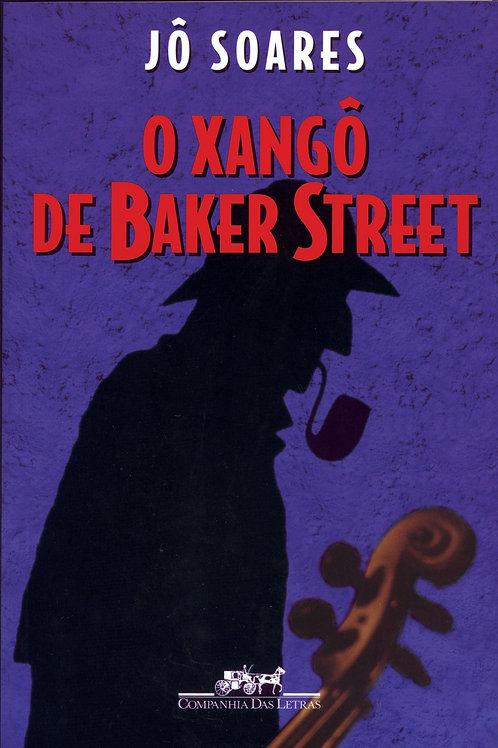 O xangô de Baker Street - Companhia Das Letras