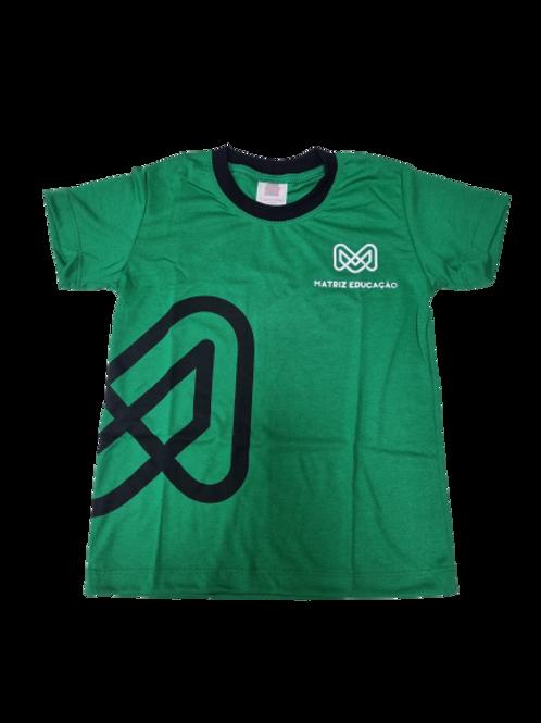 Matriz Camisa Verde - Artes