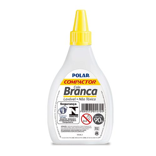 COLA BRANCA POLAR 90G - COMPACTOR