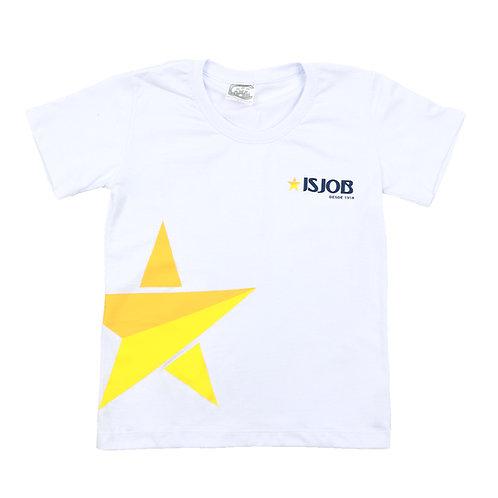 Camisa Malha Branca - Colégio Isjob