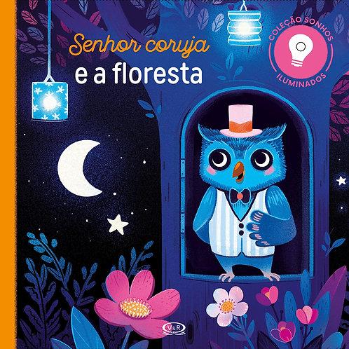 Livro - Senhor Coruja e a Floresta
