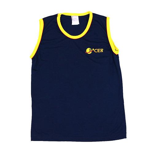 CER Camisa Malha Sem Manga Ens. Fundamental