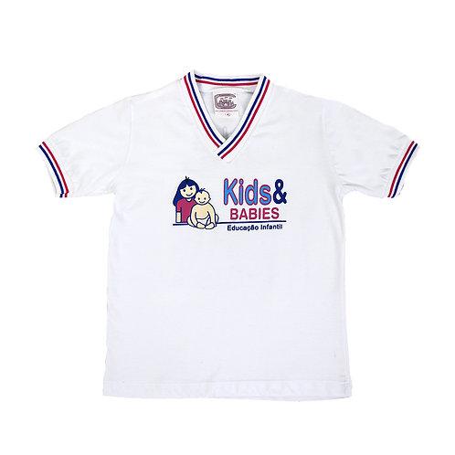 Kids & Babies Camisa Manga