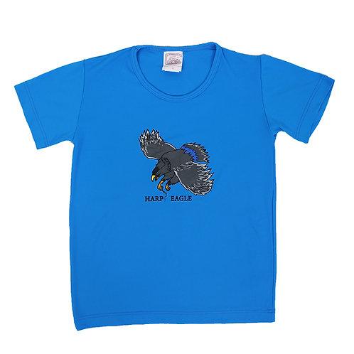 British School Camisa House Botafogo Azul