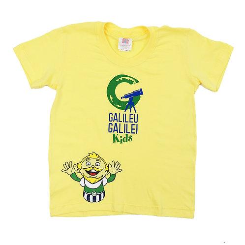 Inst. Galileu Camisa Amarela Ed. Infantil
