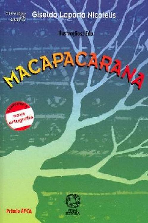 Macapacarana - Atual Editora