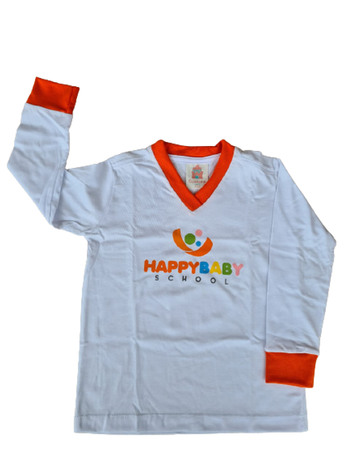 Camisa Manga Longa - Happy Baby