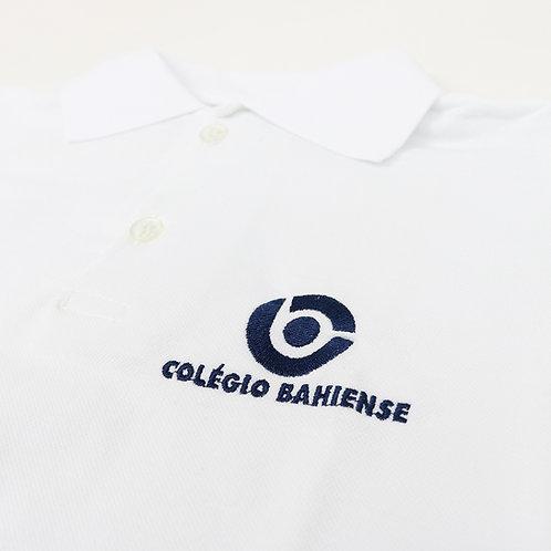 Camisa Polo Unissex - Colégio Bahiense