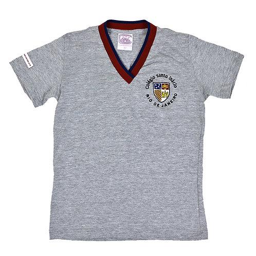Col. Santo Inácio Camisa Malha Mescla
