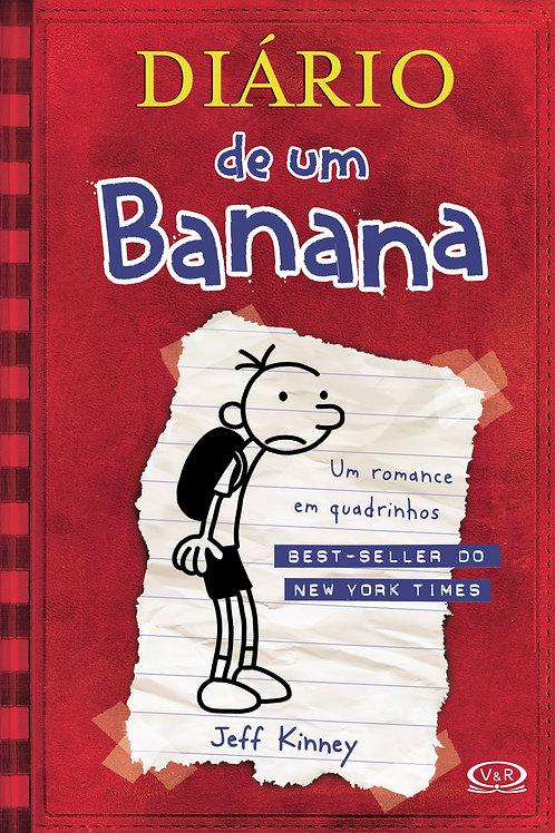 Livro Diário de um banana - 1