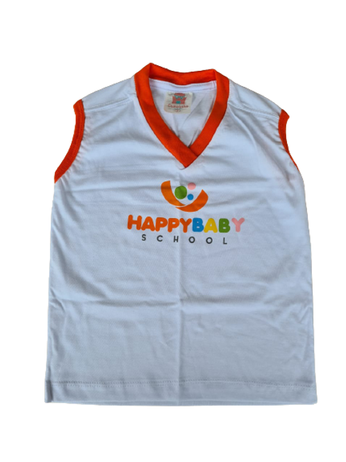 Camisa Sem Manga - Happy Book