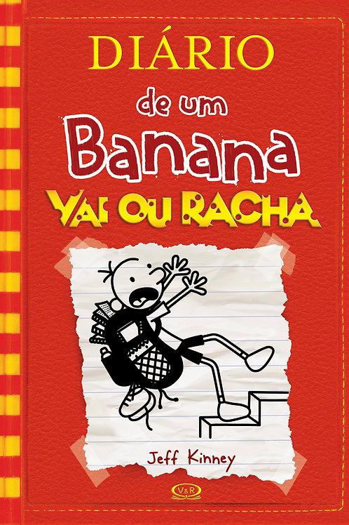 Livro Diário de um banana - 11 - Vai ou Racha