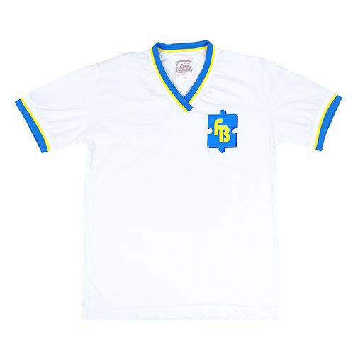 Faria Brito Camisa Manga Gola V