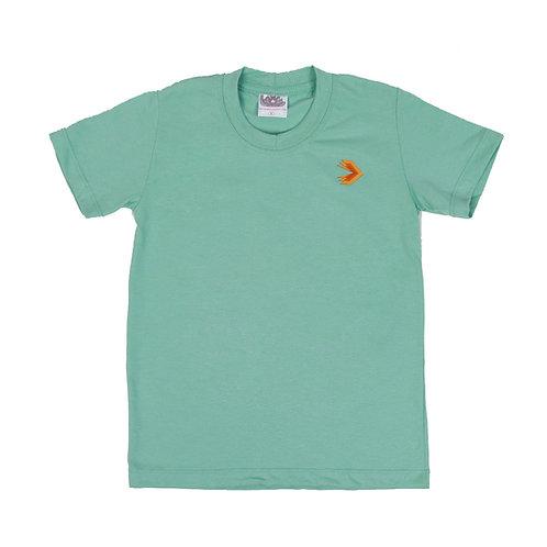 Eleva Camisa Malha Verde