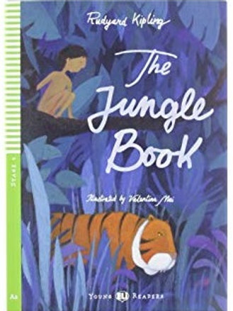 The Jungle Book A2 - With Audio CD