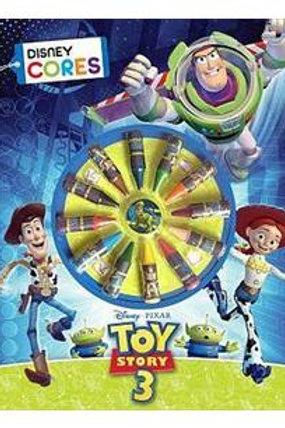 Livro Disney Cores Toy Story