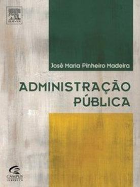 Administração Pública 10ª edição - Campus