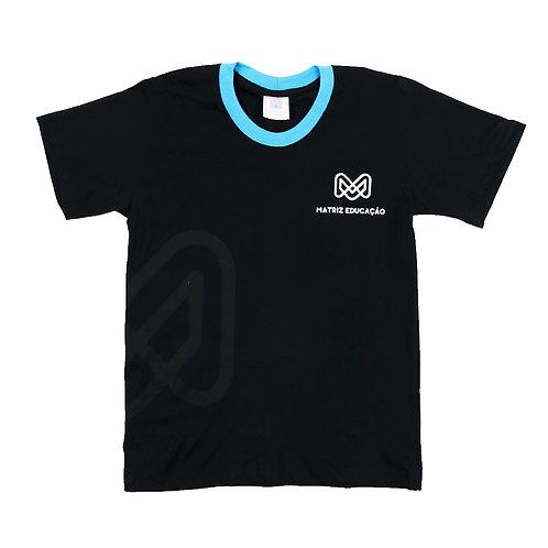 Matriz Camisa Malha Preta