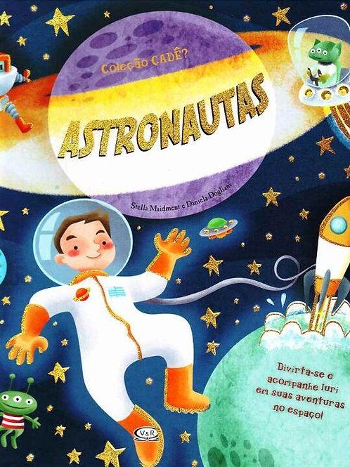 Livro Astronautas