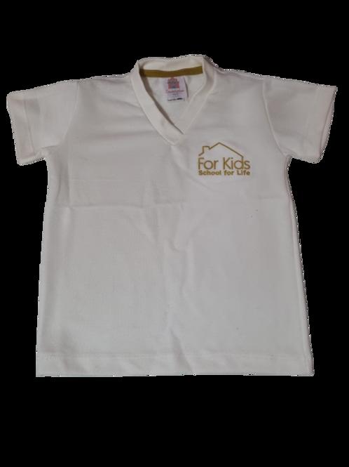 For Kids Camisa Unissex