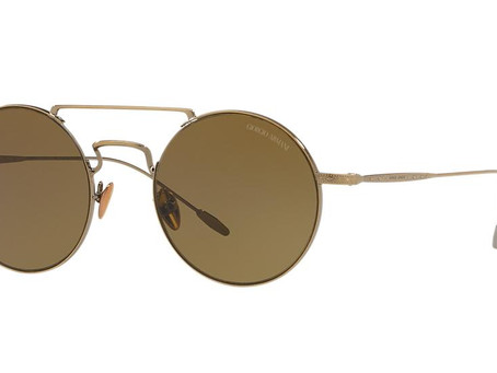 MEN'S GIORGIO ARMANI SUNGLASSES- FRESH FOR SPRING-SHOP NEW ARRIVALS THRU REWARDPOINTS.COM