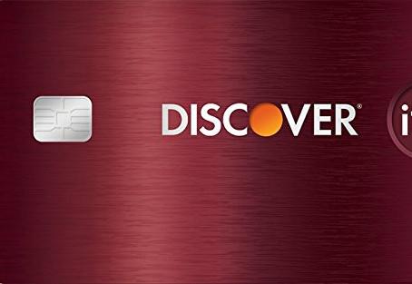 Discover It - 10% Cash Back