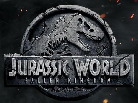 Jurassic World- #FallenKindom