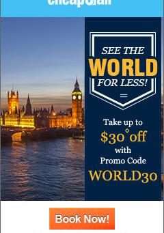 Travel the World- Get a Savings