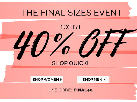 SHOES, SHOES, SHOES, -MEMORIAL DAY SAVINGS #SHOES