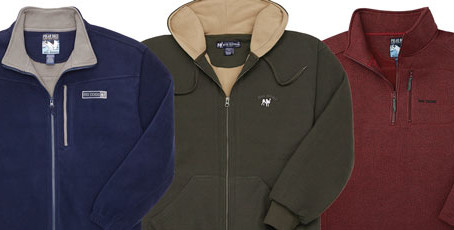 Get your winter Fleece Jackets