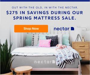 Spring Mattress Sale- Nectar
