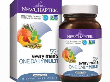 Every Man's One Daily Multi Vitamin 55+