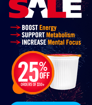 Get Energized for the 4th of July