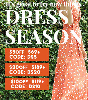 Up to $20 Off Already Reduced Trendy Dresses