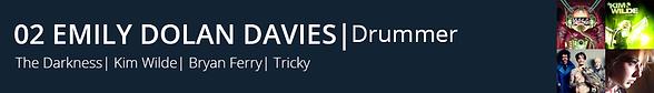 Emily Dolan Davies podcast