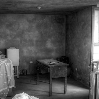 an old room