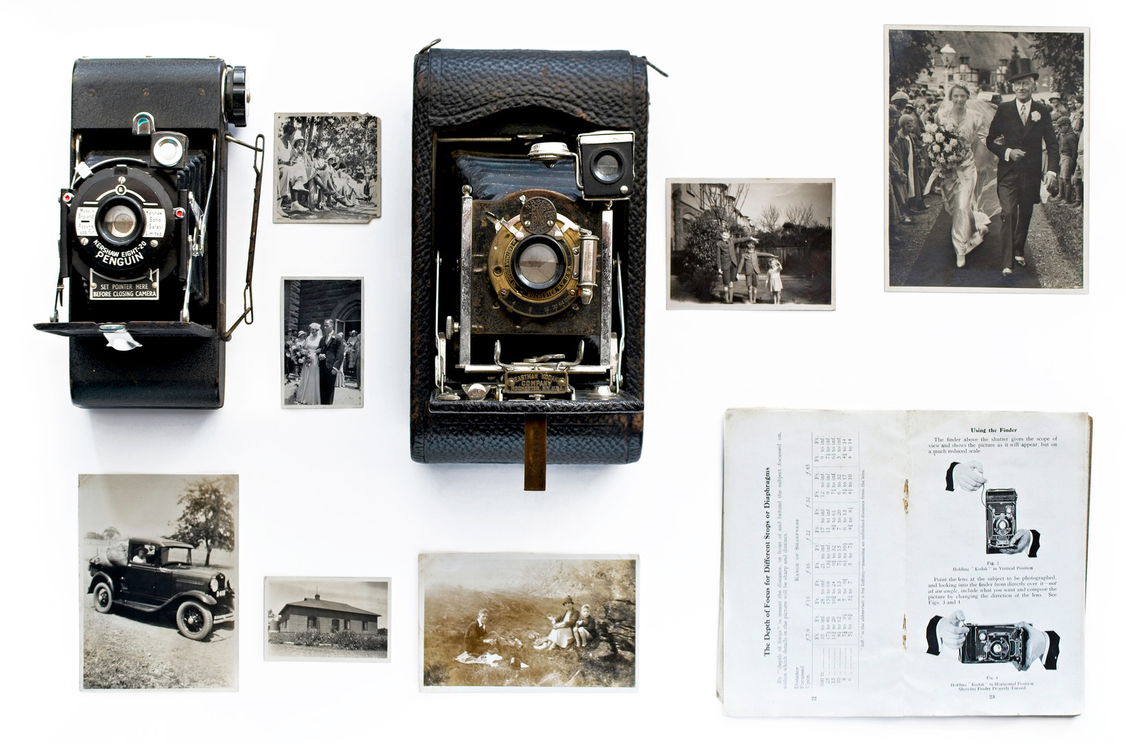 Old Cameras and originals 1