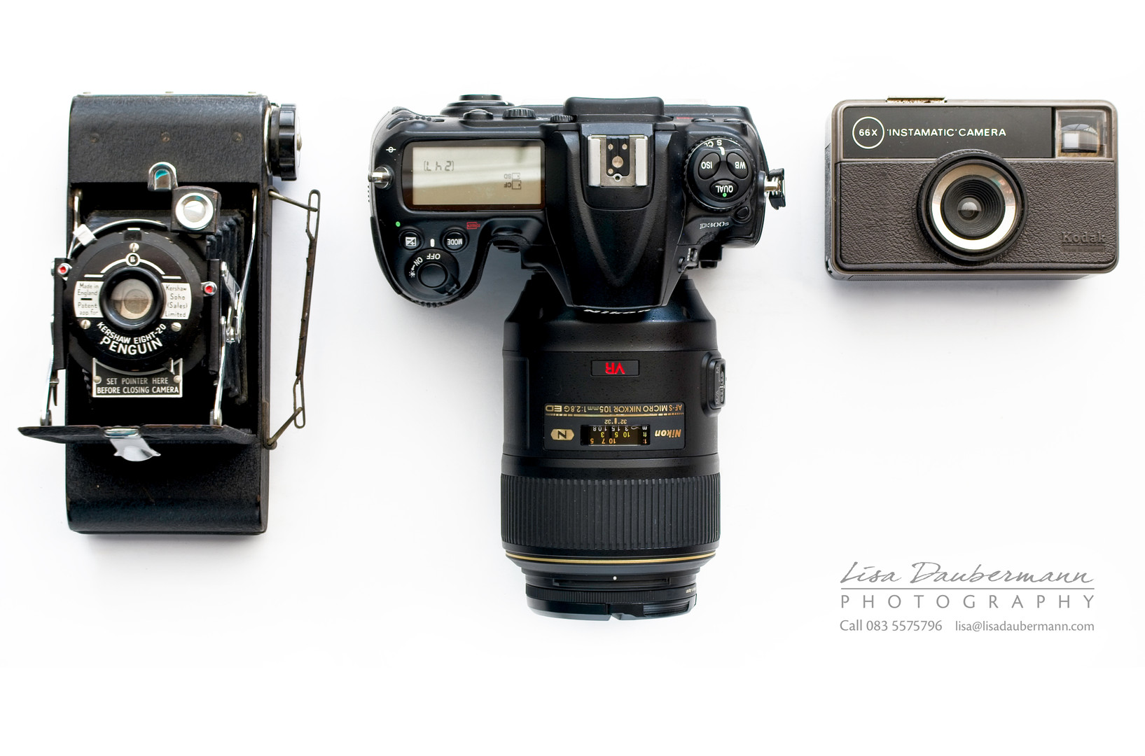 Cameras through the ages 4