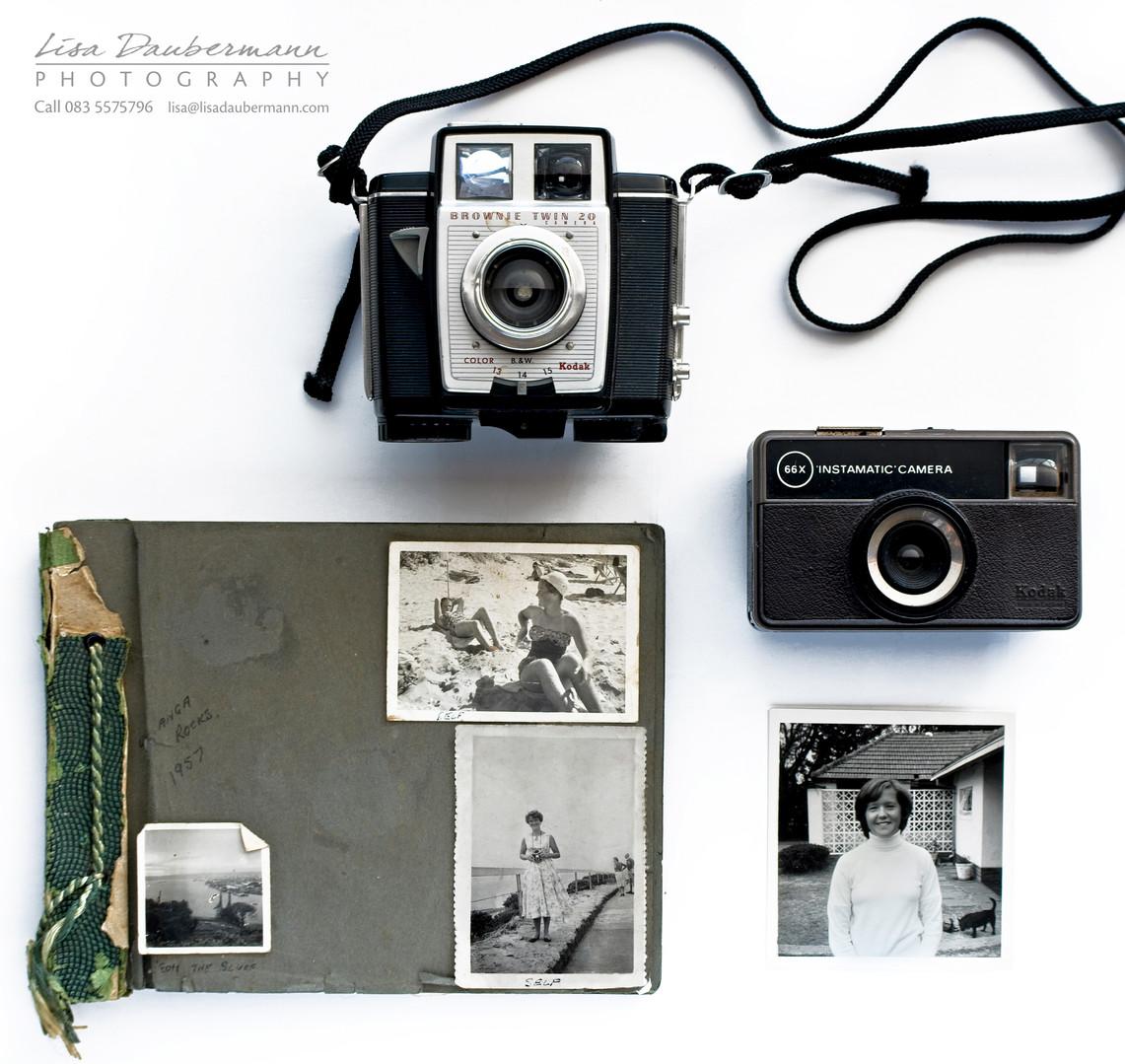 Old Cameras and originals 2