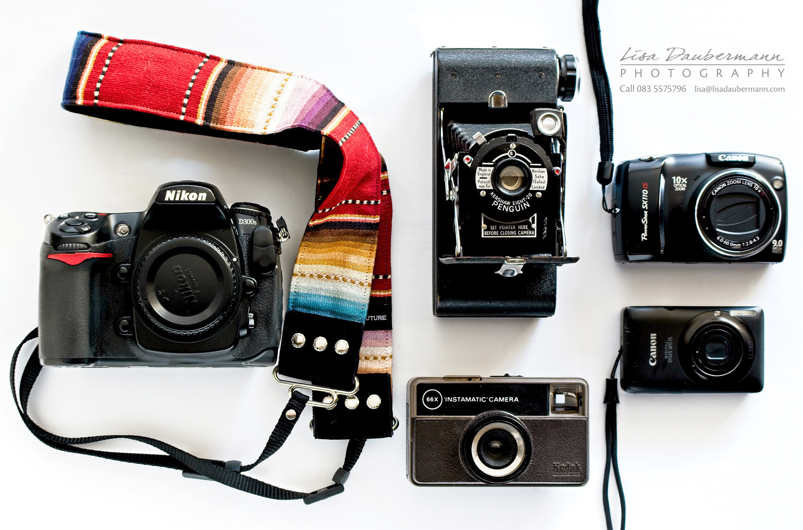 Cameras through the ages 3