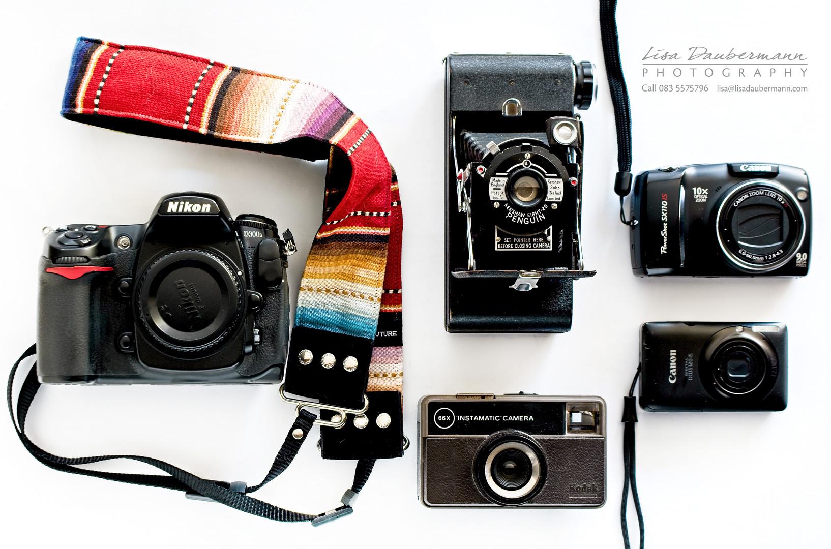 Cameras through the ages 4