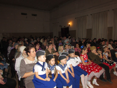 В Домах культуры отметили День защитника Отечества