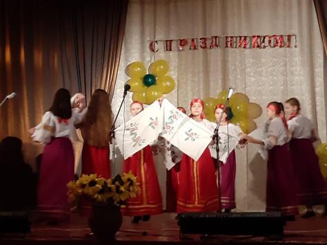 В Первомайском СДК прошел творческий отчет