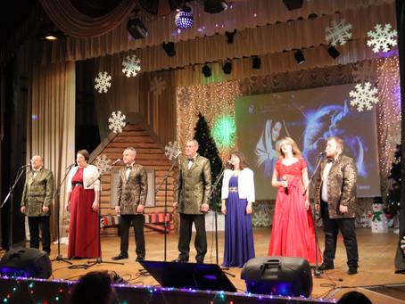 Ежегодный Рождественский благотворительный вечер «Чистое сердце» прошел в Подгоренском районе