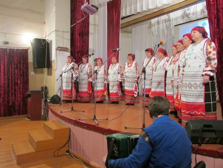 В Белогорье отметили 77-летие освобождения села
