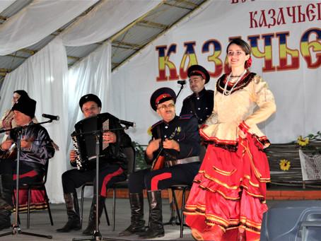 В Подгоренском районе состоялся фестиваль «Казачье братство»