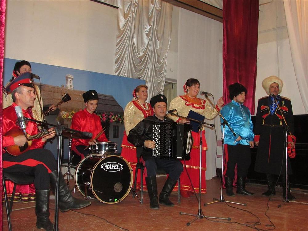 Концерт в с.Белогорье