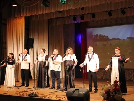 В Подгоренском районе отметили День России